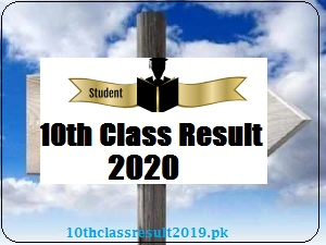 10th Class Result 2020 by name