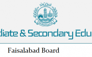 Faisalabad Board 10th Class Result 2021